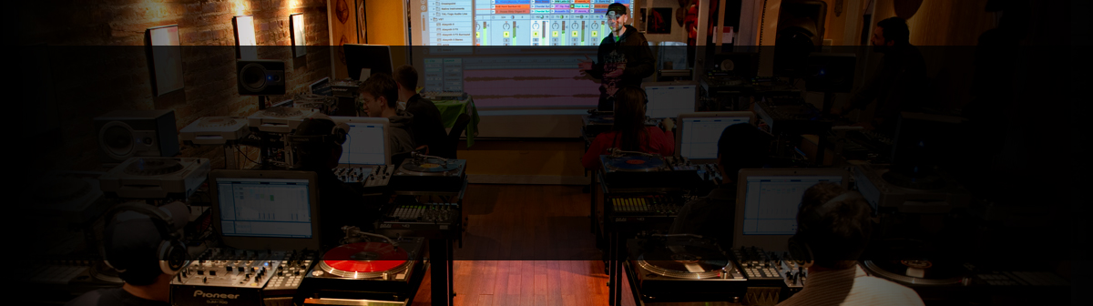 Dubspot | Electronic Music Production and DJ School
